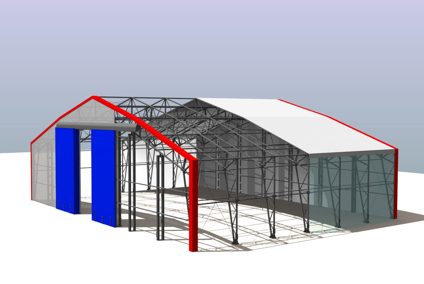 3d frames toro shelters