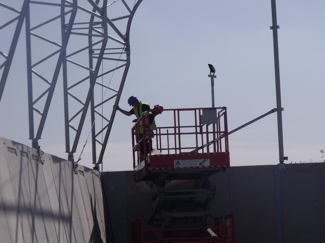 maintenance engineer toro shelters