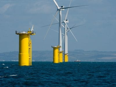 offshore wind farms toro shelters