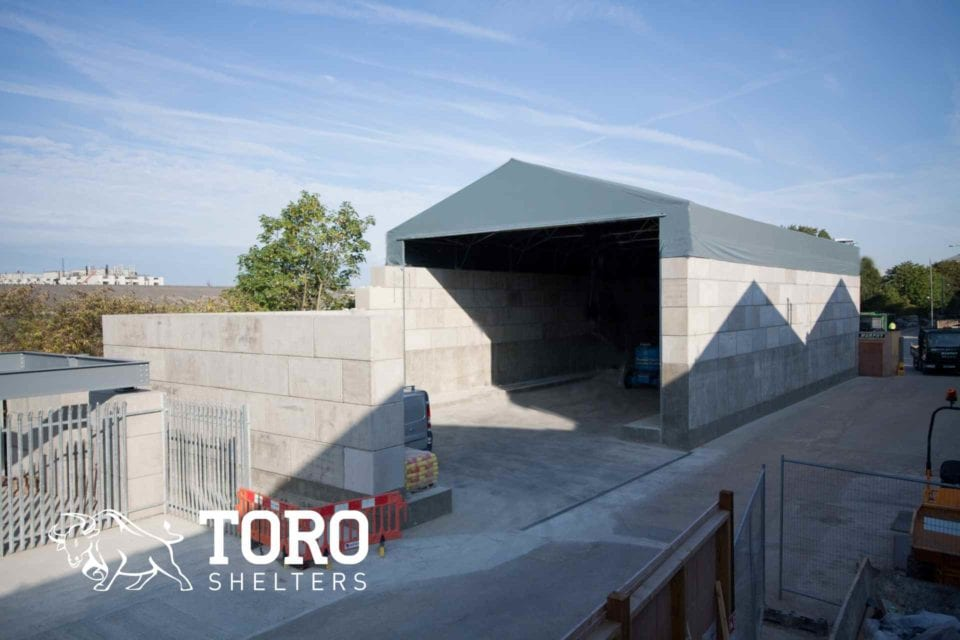 block salt barn 2 toro shelters