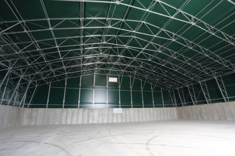 dry bulk fabric building 2 toro shelters