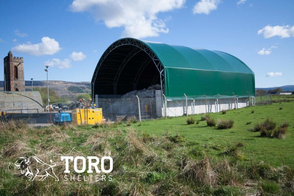 tensioned fabric buildings 3 toro shelters