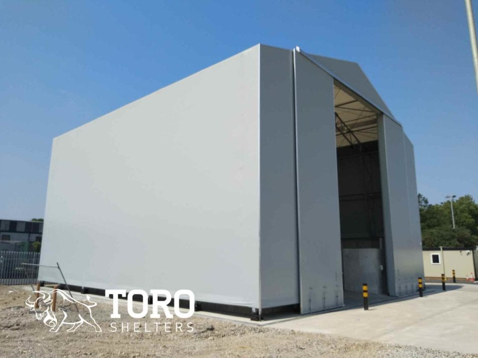 dry bulk fabric building 4 toro shelters