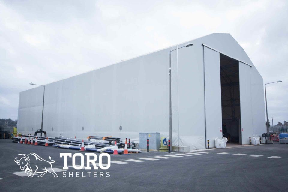 Warehouse Portable Buildings Temporary Shelters Permanent Structures