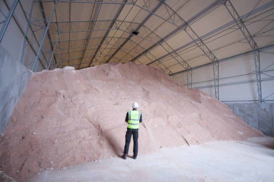 salt storage highways toro shelters