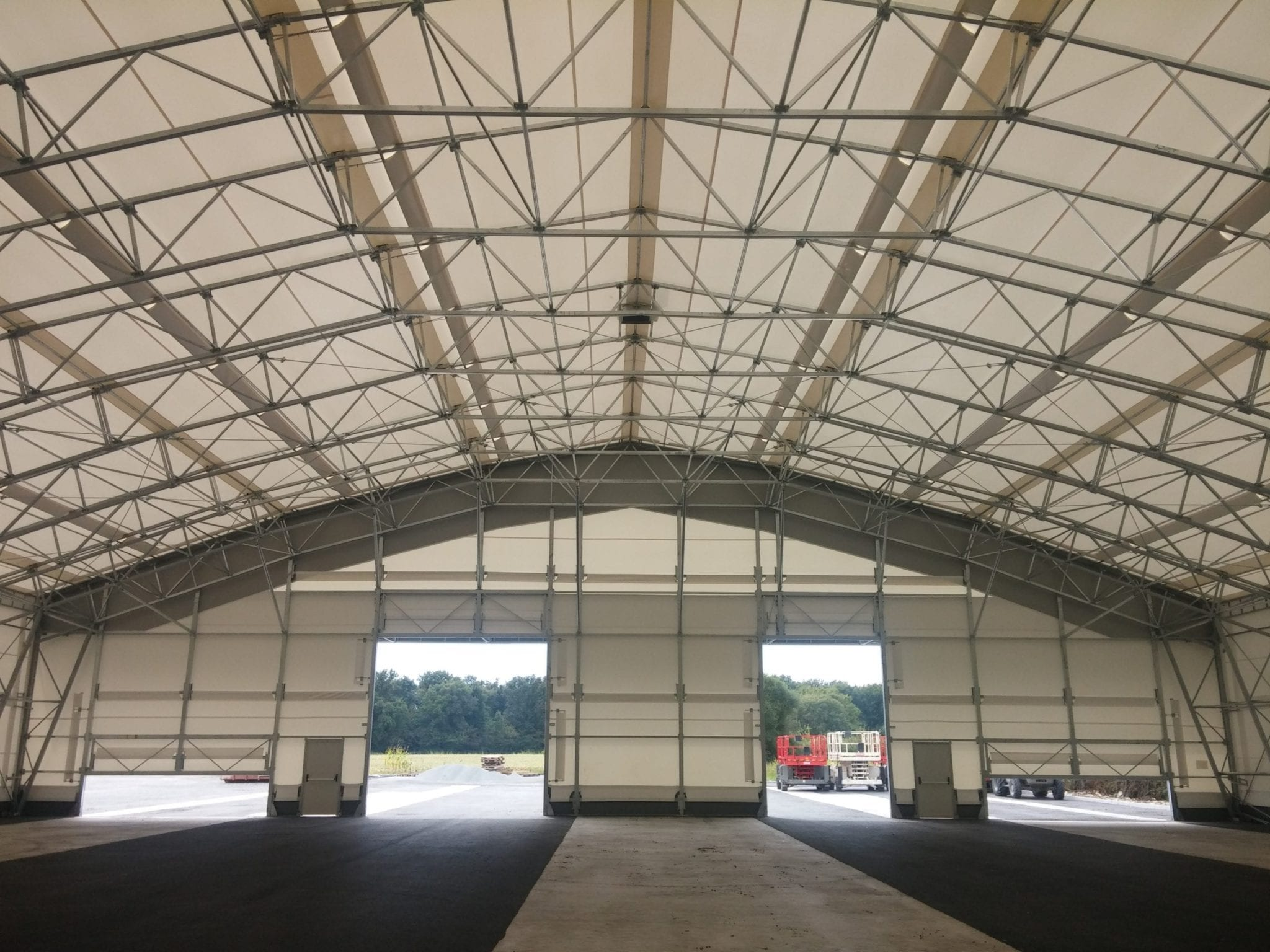 tensile fabric warehouse toro shelters