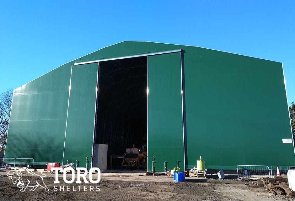 county council salt storage 8 toro