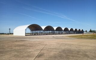 Small Aircraft Hangars - East Midlands Airport
